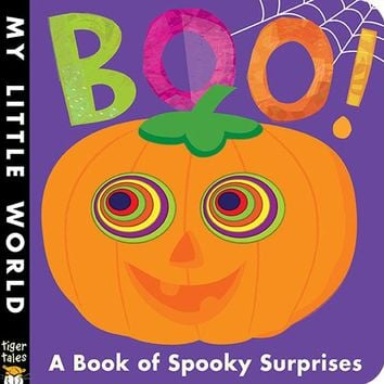 Boo! A Book of Spooky Stories