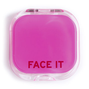 Face It (It's All Smoke and Mirrors) Compact Double Mirror