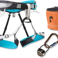 Black Diamond Primrose SA Climbing Harness Package - Women's