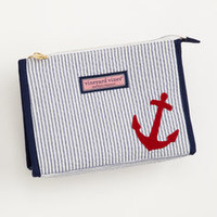 Anchor Makeup Bag