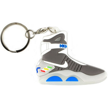 Back To The Future Keychain