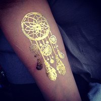 Dreamcatcher Temporary Flash Tattoos