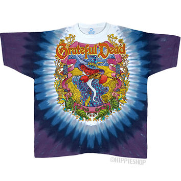 Grateful Dead - Terrapin Moon T Shirt on Sale for $26.95 at HippieShop.com