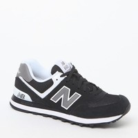 New Balance 574 Core Running Sneakers - Womens Shoes - Black