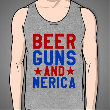Beer Guns And Merica