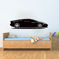 Wall Decals Decal Vinyl Sticker Car Nursery Bedroom Room Dorm Decor Home Playroom Hall Window Interior Art Murals MN504