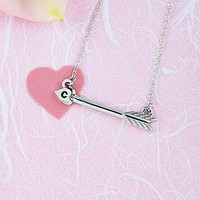 Straight to My Heart Necklace