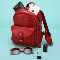 The Mini Backpack- Pre order only - Wool and Oak