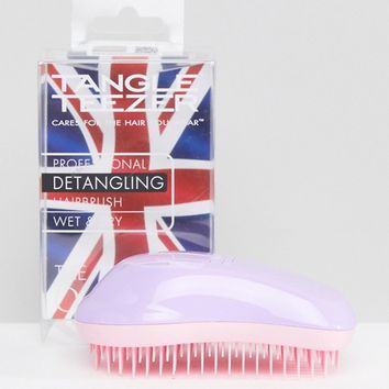 Tangle Teezer Sweet Lilac Original Detangling Hairbrush at asos.com