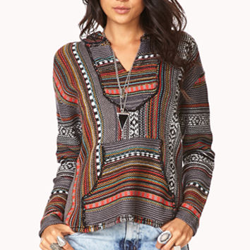 Laid Back Serape Sweater