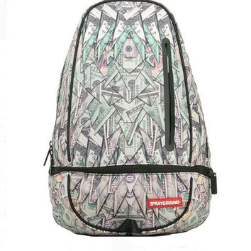 Origami Money DXXL Backpack ( SPRAYGROUND)