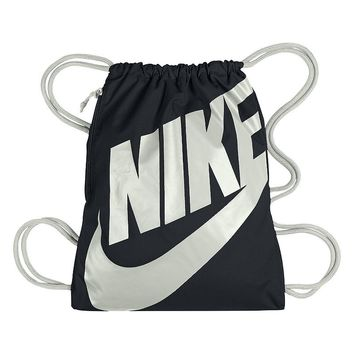 Nike Heritage Drawstring Bag from Kohl's