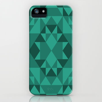 Blue iPhone & iPod Case by EmmaKennedy