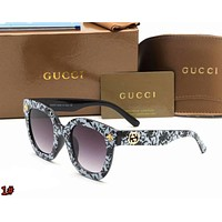 Gucci Trending Women Men Stylish Bee Sun Shades Eyeglasses Glasses Sunglasses 1# I-ZXJ