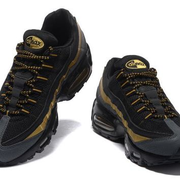 Air Max 95 Gold/Black
