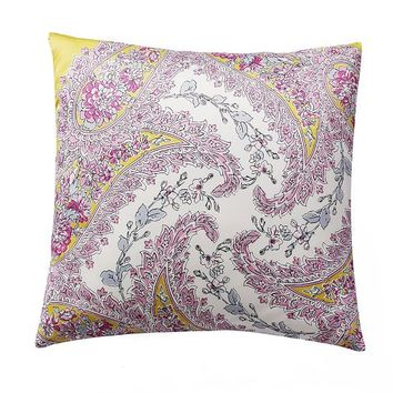 Melody Print Pillow Cover