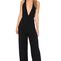 Motel Sakha Jumpsuit in Black