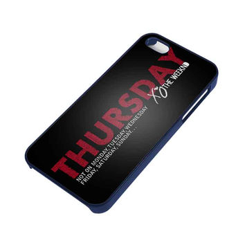 XO THE WEEKND iPhone 5 / 5S Case