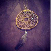Authentic Native American Dreamcatchers (small) GREAT XMAS ORNAMENTS