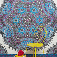 Kali Print Tapestry Throw - Urban Outfitters