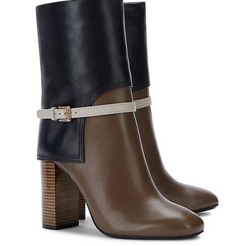 Tory Burch Faye Mid-shaft Boot