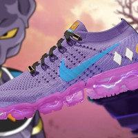 Dragon Ball Z x Nike Air VaporMax Flyknit AA3859--015 Size 36-39