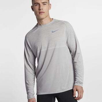 Nike Dri-FIT Medalist Men's Long Sleeve Running Top. Nike.com