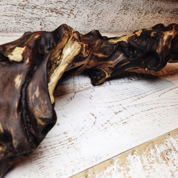 Exotic Rustic Driftwood Centerpiece