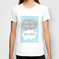 The Fault in Our Stars T-shirt by S. L. Fina | Society6