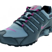 Nike Women's SHOX NZ EU Running Shoes