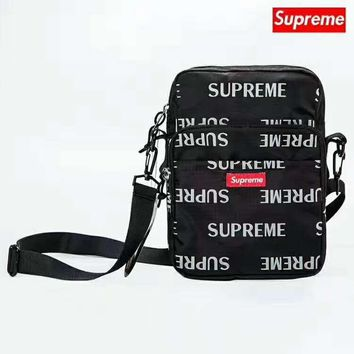 Supreme Crossbody Satchel Shoulder Bag Travel Bag H-A0-LLBS