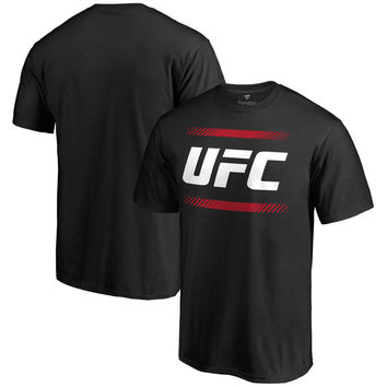 Men's Fanatics Branded Black UFC Country Bars T-Shirt