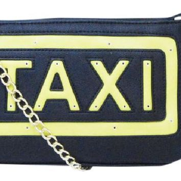 Betsey Johnson Taxi Crossbody