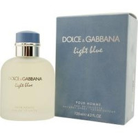 Dolce & Gabbana Gift Set D & G Light Blue By Dolce & Gabbana