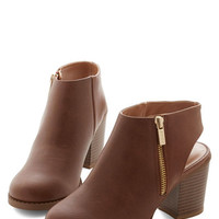 ModCloth Urban All Spiced Up Bootie