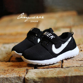 Casual Hot Sale Hot Deal On Sale Comfort Summer Children Korean Stylish Velcro Permeable Shoes Sneakers [4919296836]