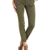 Refuge Skinny Cargo Pants
