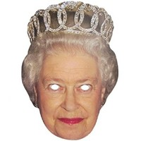 Queen Elizabeth Ii Celebrity Face Mask