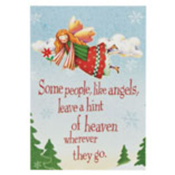 Inspirational Angel Magnets - Set of 20
