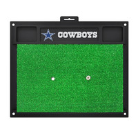 Dallas Cowboys NFL Golf Hitting Mat (20in L x 17in W)