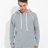 Aitken Striped Pullover