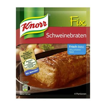 Knorr Fix for German Pork Roast, Schweinebraten, 1.4 oz