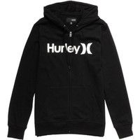 Hurley One & Only Full-Zip Hoodie - Men's