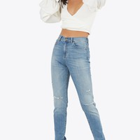 High Key Girlfriend Jeans