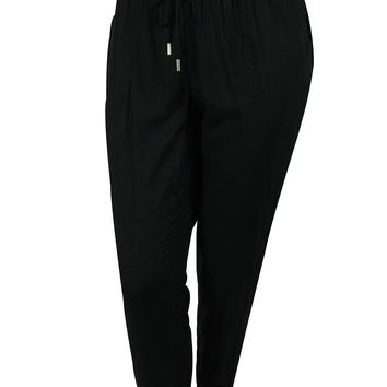 Style & Co Women's Relaxed Slim Leg Jogger Pants