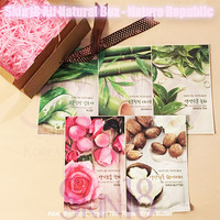 Skin18 All Natural Box - Masks Fever from Nature Republic