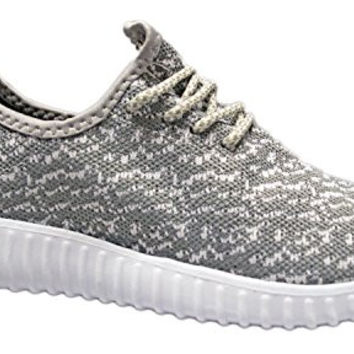 Women Comfortable Breathable Sneakers Unisex Couple Lightweight Athletic Gym Shoes