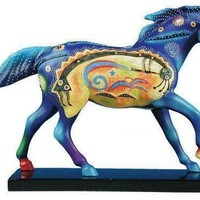 Trail of Painted Ponies - Kokopelli Pony (1508)
