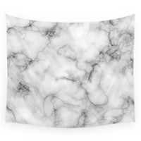 Society6 Marble Art V3 Wall Tapestry