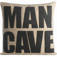 Man Cave Pillow